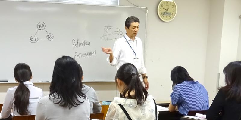東京女子医科大学推薦対策講座の様子